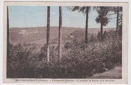 MONTECHEROUX - Fermes De Clemont / Environs Noirefontaine Villars Sous Dampjoux Liebvillers Chamesol Soulce Cernay - Frankreich