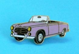 1 PIN'S //   ** PEUGEOT 403 CABRIOLET / PRODUITE ENTRE 1956 Et 1960 ** . (DIMO) - Peugeot