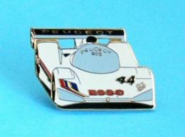 1 PIN'S //   ** PEUGEOT 905 V10 N°44 / 1990 / PILOTES Jean-Pierre JABOUILLE ** . (J.Y. Ségalen Collection) - Peugeot