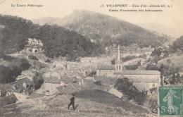 CPA - Villefort - Centre D'excursions Très Intéressantes - Villefort