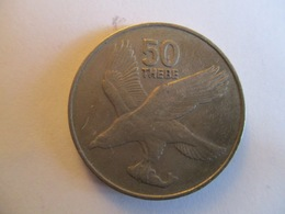 Botswana: 50 Phebe 1984 - Botswana