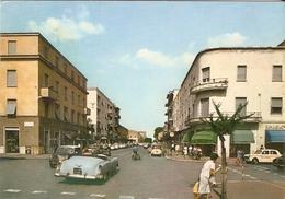 23/FG/19 - LATINA - Corso Della Repubblica, Con Auto, Autos, Car - Latina