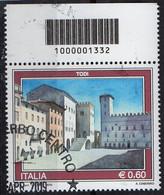PIA  -  ITALIA  -  2010  .  SPECIALIZZAZIONE  -  Turistica  :  Todi  (SAS 3173 - CAR 2824) - Vacanze & Turismo