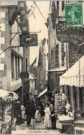 50 - Le MONT SAINT MICHEL -- La Grande Rue - Le Mont Saint Michel