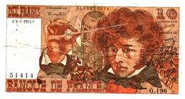 Billets > France >10  Francs F.3-7-1975.F. - 1962-1997 ''Francs''
