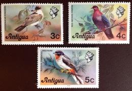 Antigua 1978 Birds With Imprint Date MNH - Zonder Classificatie
