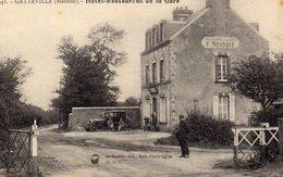 Dpt 50 GATTEVILLE Hotel Restarant De La Gare - France