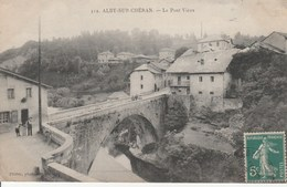 Alby Sur Cheran Le Pont Vieux - Alby-sur-Cheran
