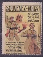 France, Vignettes - Souvenez Vous - Unclassified
