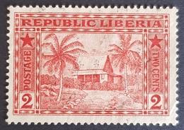 1914, Local Motives, Republic Liberia, *,**, Or Used - Liberia