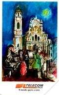 *ITALIA: FESTIVAL DELLA MUSICA DA CAMERA* - Scheda Usata (variante 1054A) - Italië