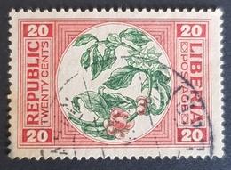 1920, Local Motives, Republic Liberia, *,**, Or Used - Liberia