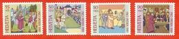 Switzerland 1989. Unused Stamps. - Art