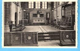 Balgerhoeke (Eeklo-Maldegem)-Sint-Antoniuskerk-Hoogaltaar-Eglise Saint-Antoine-Maître-autel-Uit. C.Van Heden-Ledeberg - Maldegem