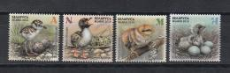 Belarus Weissrussland 2018 MNH** Mi. Nr. 1229-1232 Chicks Kueken - Belarus