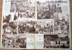"""Magazine Avec Article """"Le 7me Centenaire De La Fête-Dieu à Fosses"""" 1946 - Vieux Papiers"""