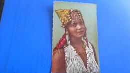 SCENES & TYPES D'AFRIQUE Du NORD . Une Jolie Fille Du Sud - Algérie