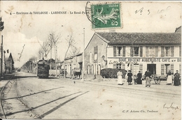 *LARDENNE. LE ROND POINT - Toulouse