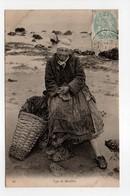 - CPA PÊCHE - Type De Moulière (superbe Gros Plan) - Photo Neurdein N° 26 - - Fishing