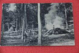Niedersachsen Kohlerhaufen Gruss Aus Dem Harz 1905 Stempel Bad Lauterberg Very Nice++++++ - Allemagne