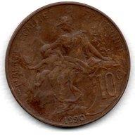 Dupuis -  10 Centimes 1920 -  état  TTB  - - France