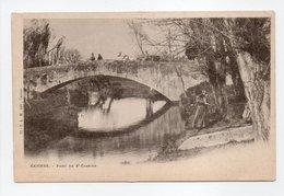 - CPA CANNES (06) - Pont De St-Cassien - Edition Maillan N° 73 - - Cannes