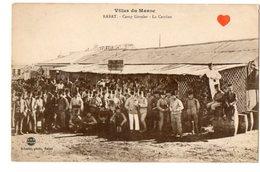 34242-ZE-MAROC-Villes Du Maroc-RABAT-Camp Garnier-La Cantine--------------animée-militaires - Rabat