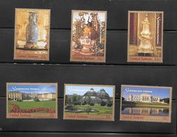 OA 9054 /  ONU NEW YORK 1998 Yvert 777 à 781 / ** Le Château De Schonbrunn - Non Classificati