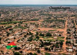 Burkina Faso Ouagadougou Aerial View New Postcard - Burkina Faso