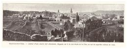 1924 - Iconographie - Bagnols-sur-Cèze (Gard) - Vue Générale - FRANCO DE PORT - Vieux Papiers