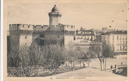 CPA - France - (66) Pyrénées Orientales - Perpignan - Le Castillet - Perpignan