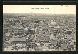 Postal Cartagena, Vista General - Murcia