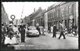 AK Le Bizet-Ploegsteert, La Douane, Grenzübergang - België