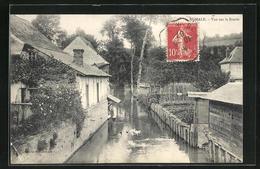 CPA Aumale, Vue Sur Le Bresle - Aumale