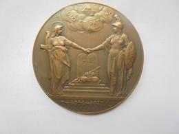 BELGIQUE 1914-1917 - CARDINAL MERCIER Par JOSUE DUPON-90 Grammes-60 Mm - Professionnels / De Société