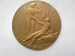 BELGIQUE 1914 - CARDINAL MERCIER Par J.JOURDAIN-122 Grammes-65 Mm - Professionnels / De Société