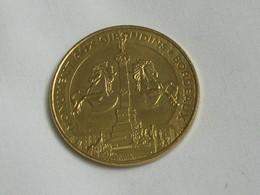 Monnaie De Paris Fete Ses 20 Ans -MONUMENT AUX GIRONDINS - BORDEAUX     **** EN ACHAT IMMEDIAT  **** - 2016