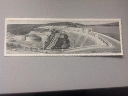 Eupen Barrage De La Vestre Panorama Longue Carte 28cm - Cartes Postales