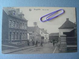 BRUGELETTE : Rue De SILLY  En 1925 - Brugelette