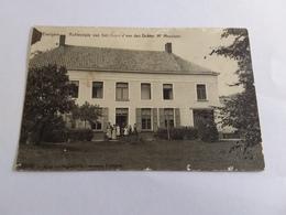Postkaart Evergem Achterzijde Van Huis Dr Messi En Ca1910 - Belgique