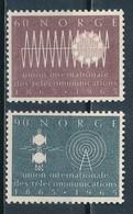 °°° NORWAY - Y&T N°480/81 - 1965 MNH °°° - Norvegia