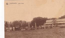 CONGO BELGE CARTE POSTALE DE COQUILHATVILLE   JARDIN D'EALA - Congo Belge - Autres