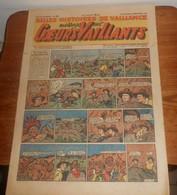 Coeurs Vaillants. N°22. Dimanche 29 Décembre 1946. - Newspapers