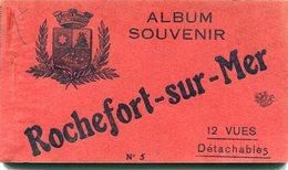 17 - Rochefort Sur Mer  : Carnet De 12 Vues - Rochefort