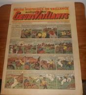 Coeurs Vaillants. N°20. Dimanche 15 Décembre 1946. - Otros