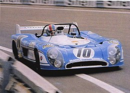 24 Heures Du Mans 1973  - Matra Simca MS 670  -  Pilote: Francois Cevert  -  15x10 PHOTO - Le Mans
