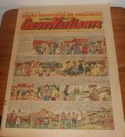 Coeurs Vaillants. N°19. Dimanche 8 Décembre 1946. - Newspapers