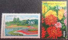 PTT/655 - 1994 - SALON DE TIMBRE - N°2909 à 2910 TIMBRES NEUFS** - Nuovi