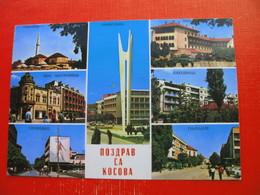PRIZREN,KOS.MITROVICA,UROSEVAC,PRISTINA,GNJILANE,DAKOVICA,PEC - Kosovo