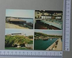 PORTUGAL - RESTAURANTE O CANAL -  VILA NOVA DE MIL FONTES -   2 SCANS  - (Nº28268) - Beja